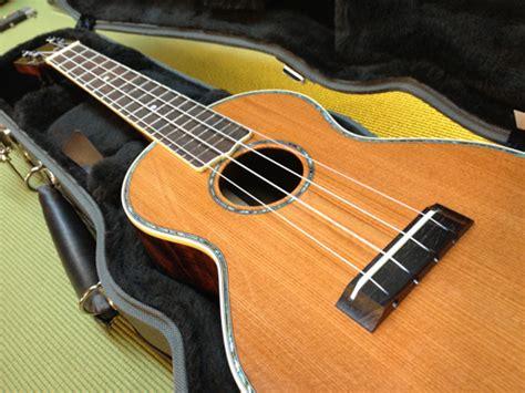 Handcrafted Ukulele - custom handmade m j franks concert ukulele review