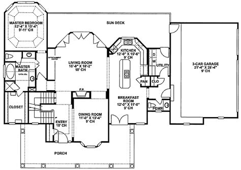 bay window house plans lots of bay windows 40849db architectural designs house plans