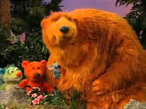 bear inthe big blue house a berry bear christmas bear in the big blue house when you make yourself a friend youtube