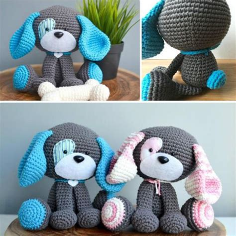 knitting pattern toy dog free beautiful skills crochet knitting quilting 13 crochet