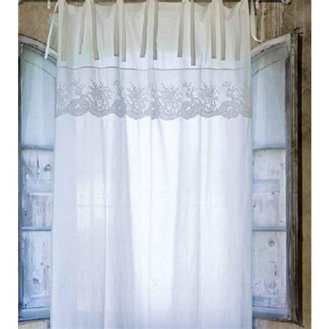mariclo tende tenda blanc maricl 242 140x300 cm colore avorio tende