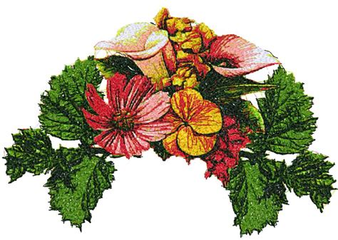 embroidery design viewer free download bouquet photo stitch free embroidery design free
