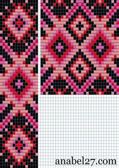 334 best beading patterns images on