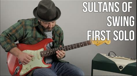 sultans of swing lesson quot sultans of swing quot guitar lesson dire straits