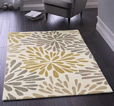 grey bedroom rugs floral burst ochre grey rugs modern rugs rug