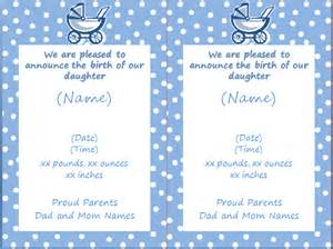birth notice template birthday flyer templates flyer designs templates