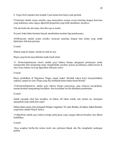 Komposisi Goris Keraf diksi dan gaya bahasa pdf