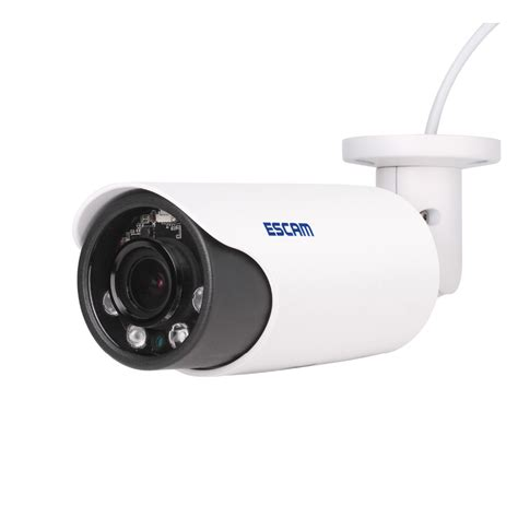 Escam Q630m Waterproof Bullet Ip Cctv 1 4 Inch Cmos 720p Murah escam hd3300v waterproof bullet ip cctv 1 3 inch 2mp cmos 1080p white jakartanotebook
