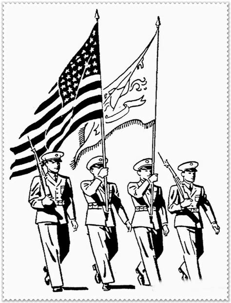 veterans day coloring book pages veteran s day coloring pages realistic coloring pages