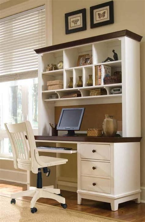 Desk Hutch Ideas Best 25 Desk With Hutch Ideas On Pinterest Desk Redo Painted Desks And Desks