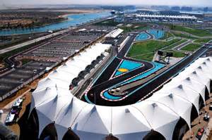 Yas Marina World Trackside 2015 Abu Dhabi Grand Prix At Yas Marina
