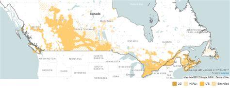 verizon coverage canada map rogers coverage maps