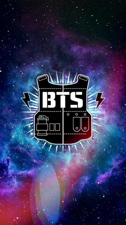 kpop themes for galaxy y bts logo wallpapers tumblr