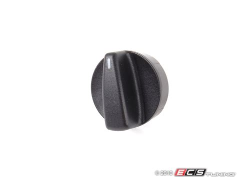 Fan Knob by 1j0819129a01c Fan Speed Knob Priced Each Es 260790
