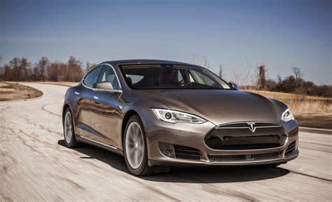 Tesla Model S 2015 2015 Tesla Model S 70d Just 4 Speeed