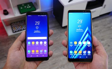 Samsung A8 Vr 46 1 Custom samsung galaxy a8 professionelles on vor dem ces start notebookcheck news