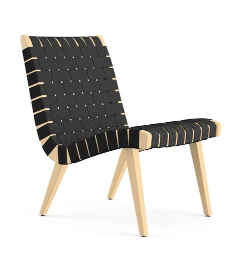 Jens Risom Lounge Chair by Risom Lounge Chair Fauteuil Knoll Milia Shop