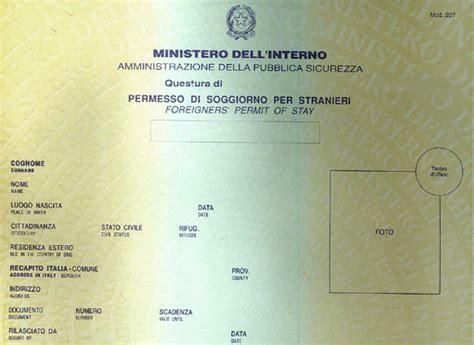 documento per carta di soggiorno permesso di soggiorno mappa e bussola degli albanesi in