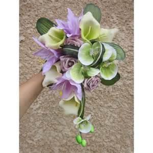 Bouquet De Mariee Rose