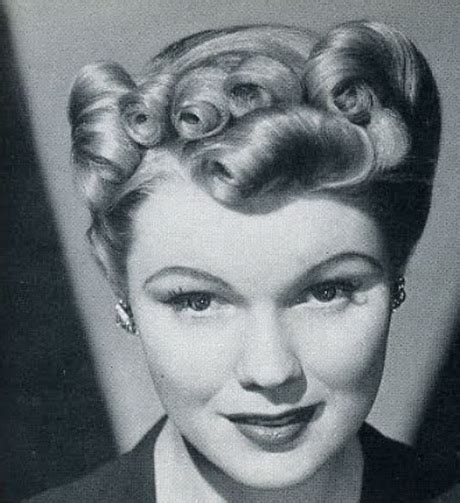 hairstyles from the 30s and 40s hairstyles 40s 50s best hairstyles in the 1930s