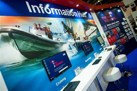what s in store from the rya at the london boat show 2017 - Rya Boat Show 2017