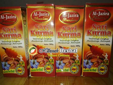 Sari Kurma Premium For hikmah herbal agency sari kurma al jazira premium