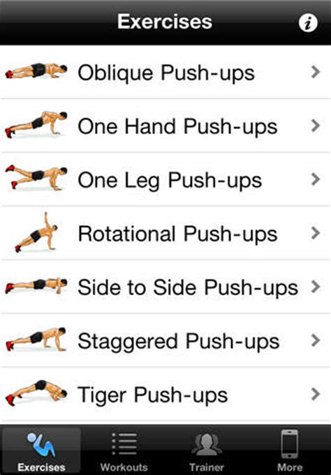 push ups pro on the app store