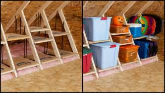Attic Ideas clever attic storage ideas main image