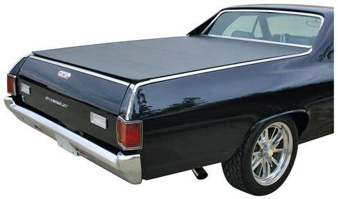1968 72 tonneau cover el camino custom by craftec inc