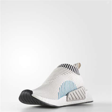 Adidas Nmd Cs 2 Premium Quality adidas w nmd cs2 primeknit pearl grey footwear white
