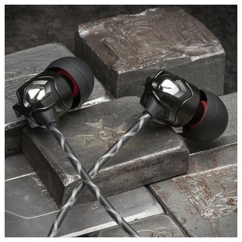 Switch On Dan Headphone Out Kit cuffie in ear di v moda zn 1 pulsante remoto a gear4music