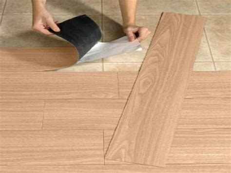 Wood Floor Covering Peel And Stick Wood Floor With Cover Robinson House Decor How To Make Peel And Stick
