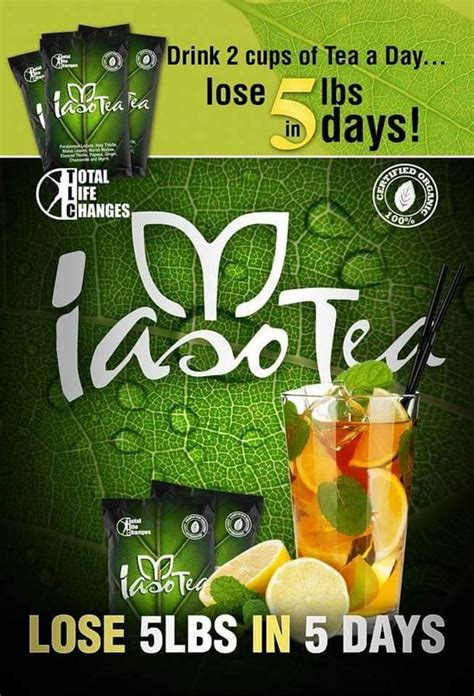 Ingredients In Detox Teas by Iaso Tea Ingredients Are A Special Blend Of 9 Safe