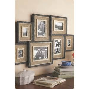 Home Interiors Picture Frames Brocante Collage Frame Multi Picture Wall Frame Home