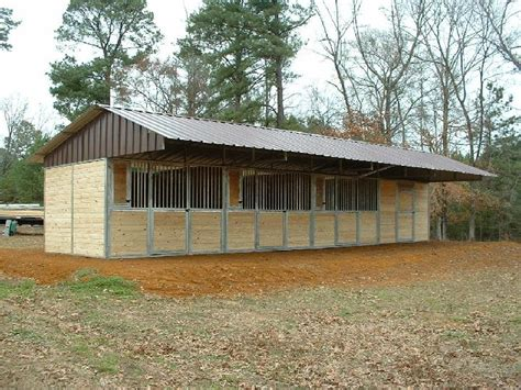 Tack Sheds For Sale by Lonestar Custom Barns