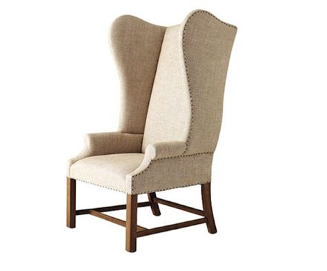 back chair restoration hardware 10 easy pieces the wingback is back remodelista