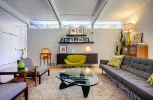 mid century style home mid century modern style design guide ideas photos
