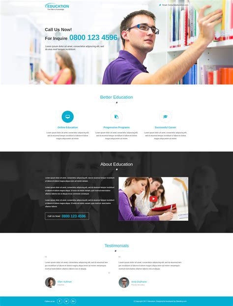 ppc landing page template pretty html5 email template photos exle resume ideas