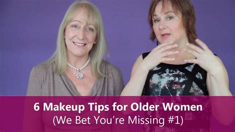 beauty advice for a 64 year old woman makeup for older women 6 amazing tips you need to know