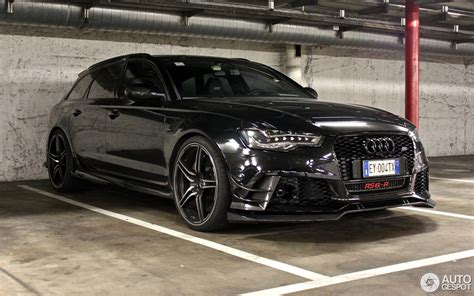 Audi Rs6 R Abt by Audi Abt Rs6 R Avant C7 20 April 2016 Autogespot