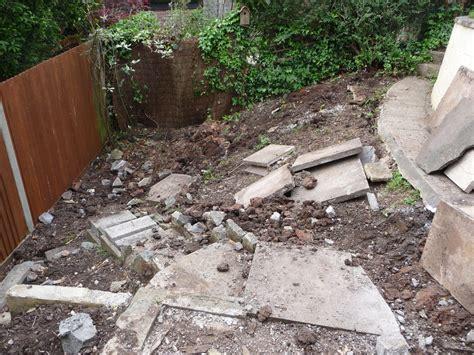 rendering a garden wall garden retaining wall and rendering landscape gardening