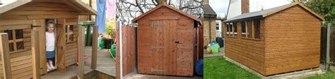 Sheds In Leicester by Built Sheds In Leicester Sunningdale Timber