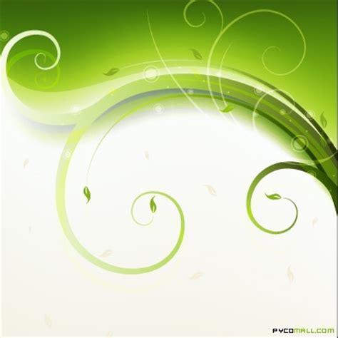 green background vector arts