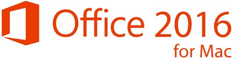 Microsoft Office 2016 Logo Nau Its Office 2016 Macintosh
