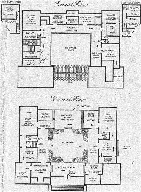 vizcaya floor plan villa vizcaya floor plan art now and then villa vizcaya