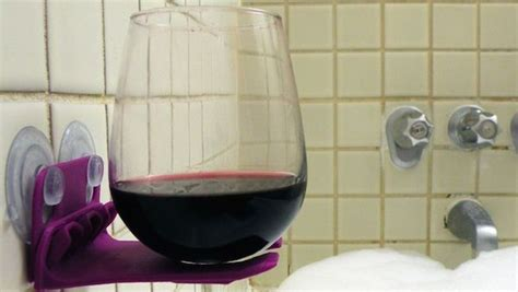 Wine Holder For The Shower by 25 Best Ideas About Wine Holders On Wine