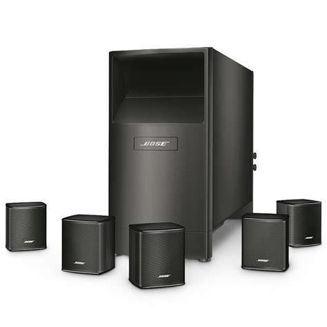 bose acoustimass 6 home speaker system best price