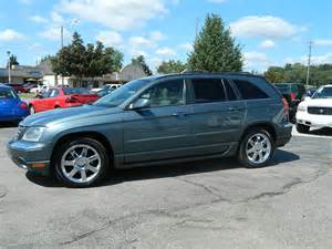 2005 Chrysler Pacifica Awd 2005 Chrysler Pacifica Pictures Cargurus