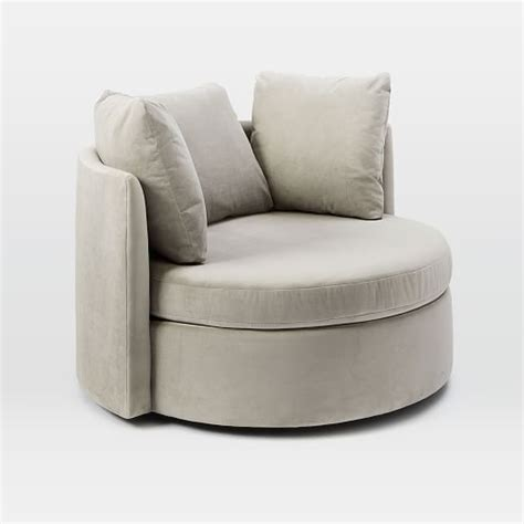 Shelter Swivel Chair West Elm West Elm Swivel Chair