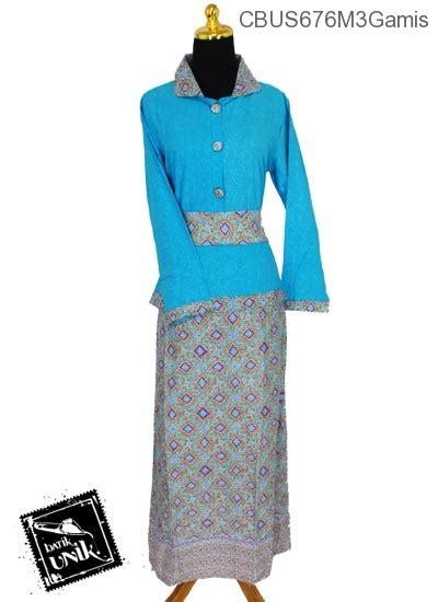 Baju Gamis Batik Murah baju batik sarimbit gamis motif kawung kecer gamis batik murah batikunik